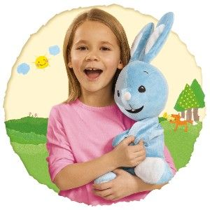 Perfect for Easter! The sweet KIKA Rabbit sings a wonderful song for children when you press its hand. http://www.mytoys.com/Simba-SIMBA-KIKA-Rabbit-Sing-With-Me-Cuddly-Toy/Stars-from-Film-and-Television/Soft-Cuddly-Toys-Teddies/KID/com-mt.to.ca02.11.12/2456642