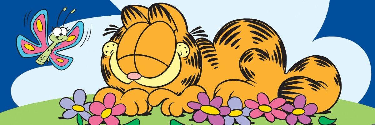 Think Spring! | Garfield pictures, Garfield cartoon ...