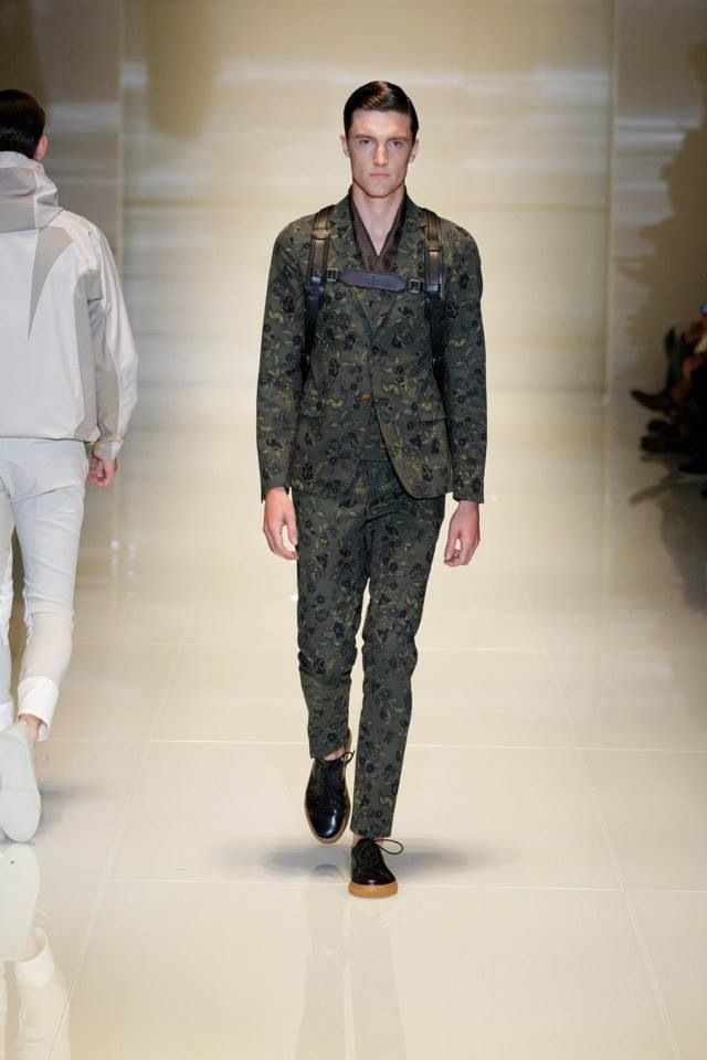 Gucci men's SS 2014 Collection