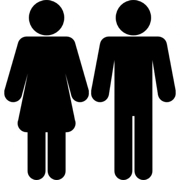 Descarga Gratis Siluetas Formas Femeninas Y Masculinas Forma