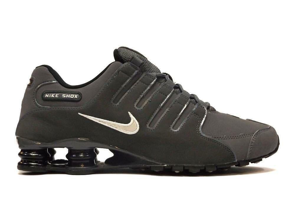 Nike Shox NZ Dark Grey #nike #shox #fashion #sneakers