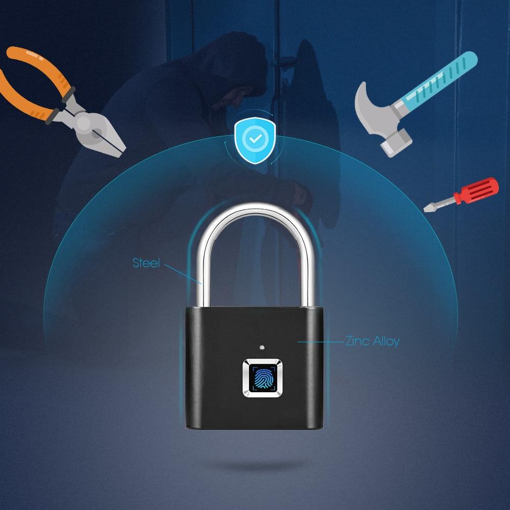Security Lock Fingerprint