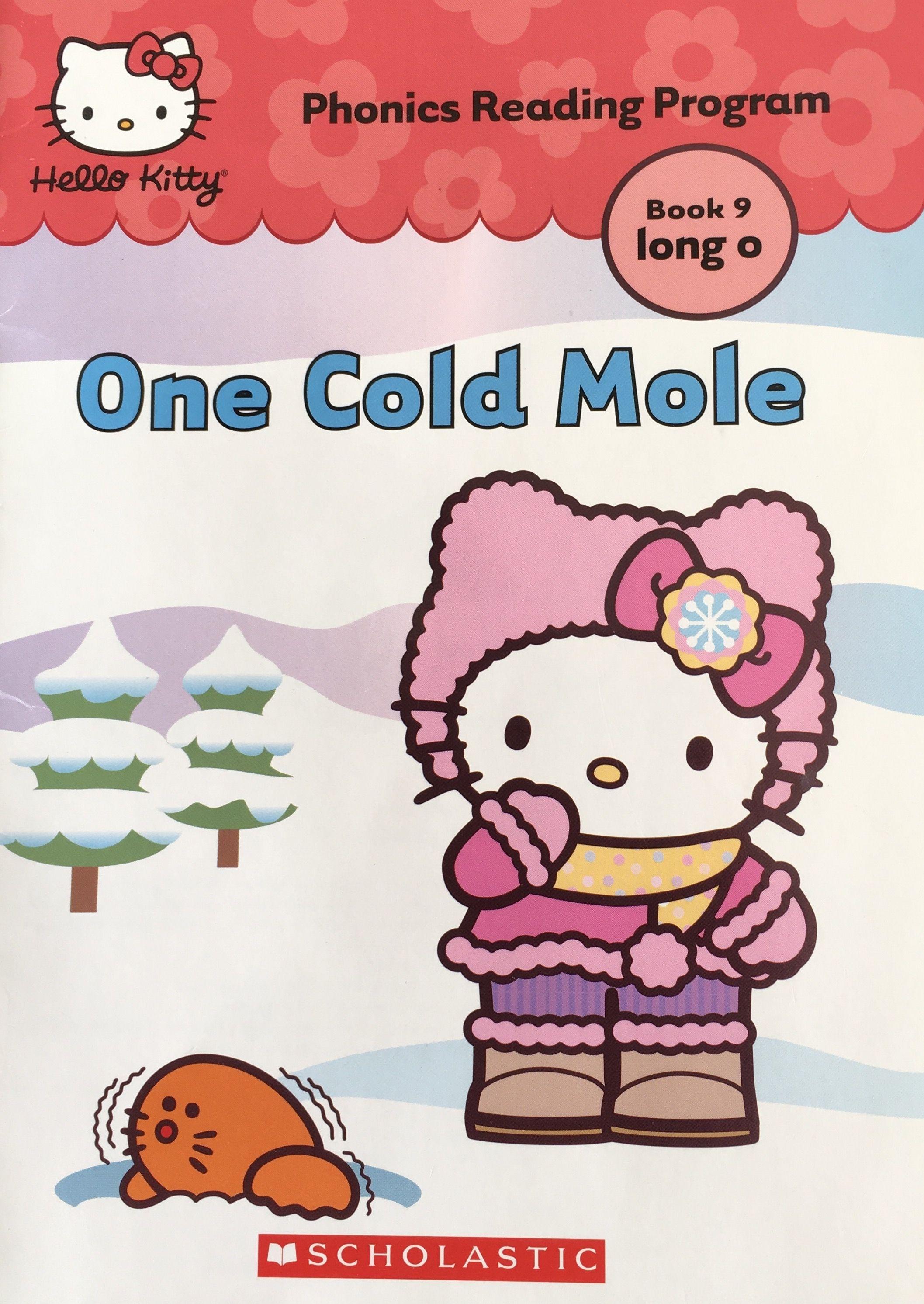 Hello Kitty One Cold Mole