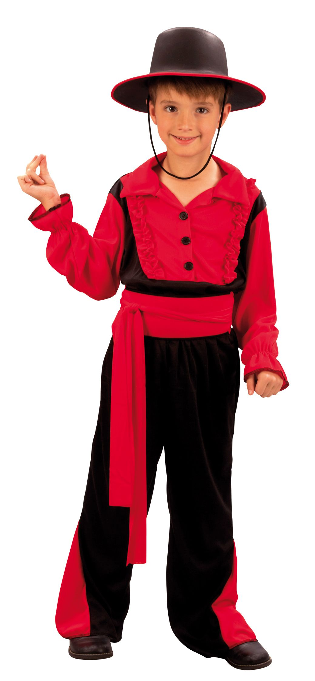 Typical Spanish Costume For Boys For The Kids Pinterest