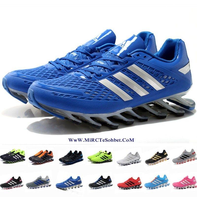 sale retailer e5a94 bb504 Adidas Erkek Spor Ayakkabı Modelleri Örnekleri Çeşitleri Yeni Moda Resimleri