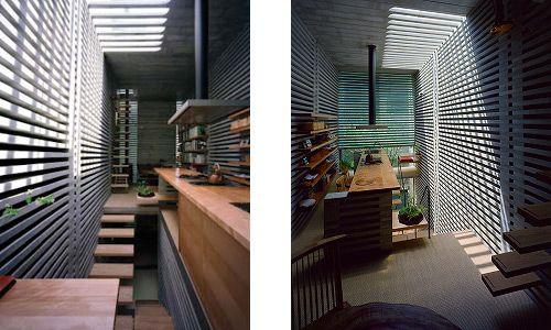 The Layer House, Hiroaki Ohtani  Kobe, Japan 2003