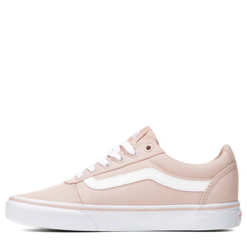 fc57a38c11dc16 Vans Women s Ward Low Top Sneakers (Rose) - 6.0 M