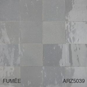 Zellige Gris Fumee Zellige Mosaic Del Sur Et Arborescence