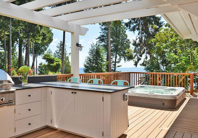 Outdoor Kitchen Outdoor Kitchen Ideas Deck Outdoor Kitchen