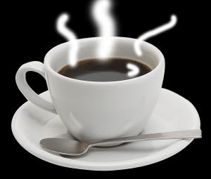 コーヒーカップに湯気 コーヒーカップ コーヒー 湯気