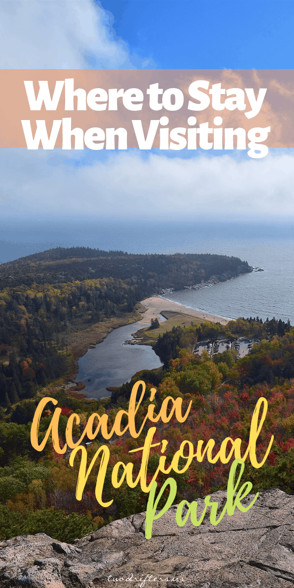 Where to Stay in Acadia National Park + Bar Harbor in 2020