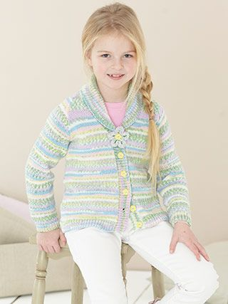 1ed38da9663a Design from Cute Crofter Chums (501). 15 adorable designs knitted in ...