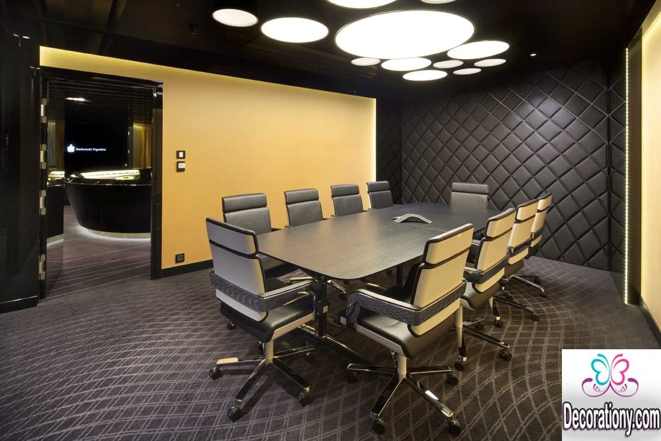 small meeting Room ideas 17 Splendid Office Conference