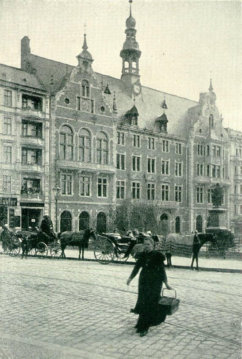 Hauptstrasse Berlin Schoneberg Rathaus Schoneberg Rathaus Schoneberg