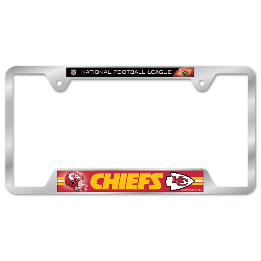Wincraft NFL Detroit Lions LIC Plate Frame Full Color