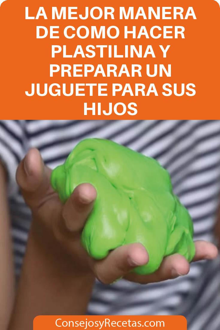 Y Preparar Hacer Un Mejor Juguete Para La Como Manera De Plastilina rxhQdCtsB