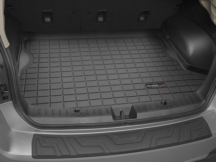 2016 Subaru Crosstrek Cargo Mat And Trunk Liner For Cars Suvs And Minivans Weathertech Com Subaru Crosstrek Subaru Mini Van