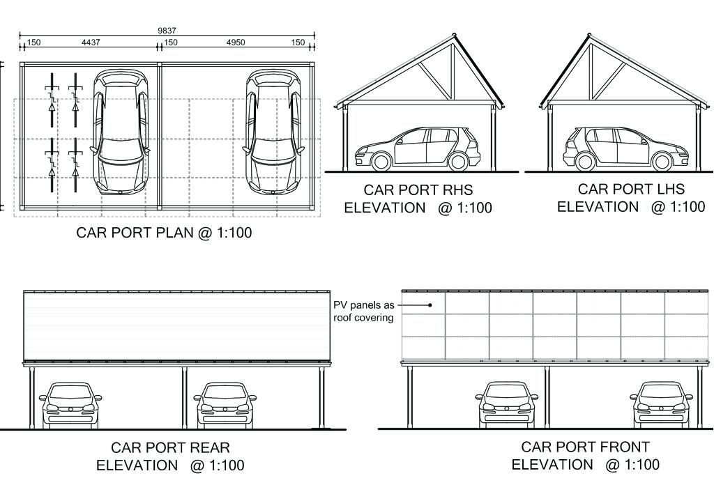 Standard Garage Dimensions 2 Car Metal Carports 2 Car Carport Dimensions Carport Measurements Garage Sizes 2 Car Standard Carport Plans Carport Designs Carport