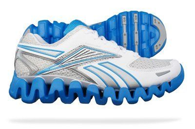 Reebok Premier Zigblaze Womens Running sneakers / Shoes   White on Sale