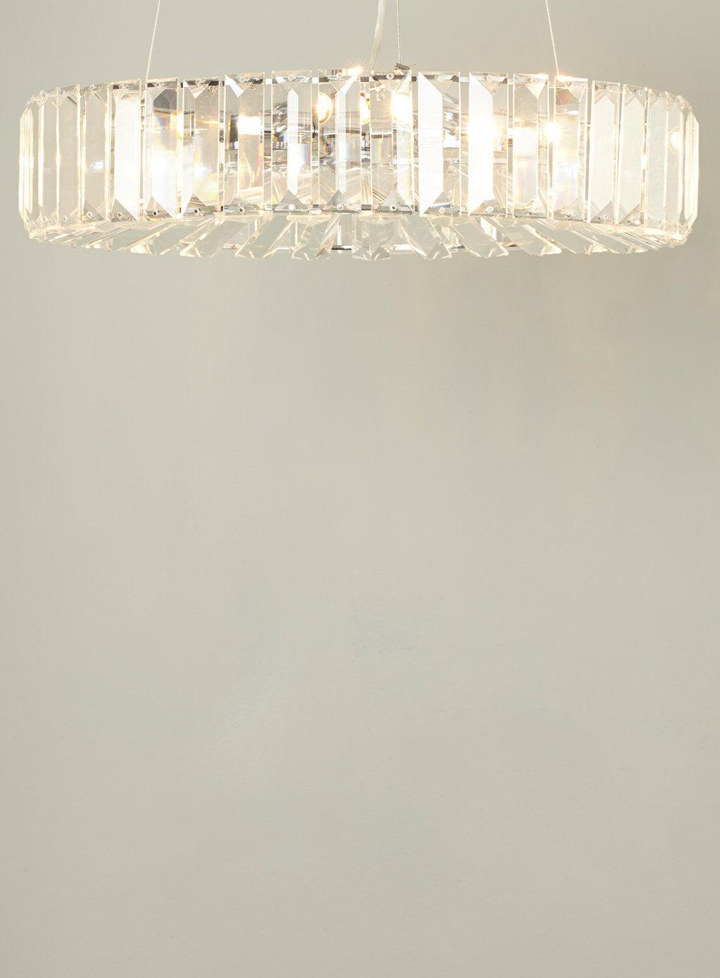 Renee pendant - Ceiling Lights - Home, Lighting & Furniture - BHS ...