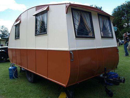 rolls royce caravan....