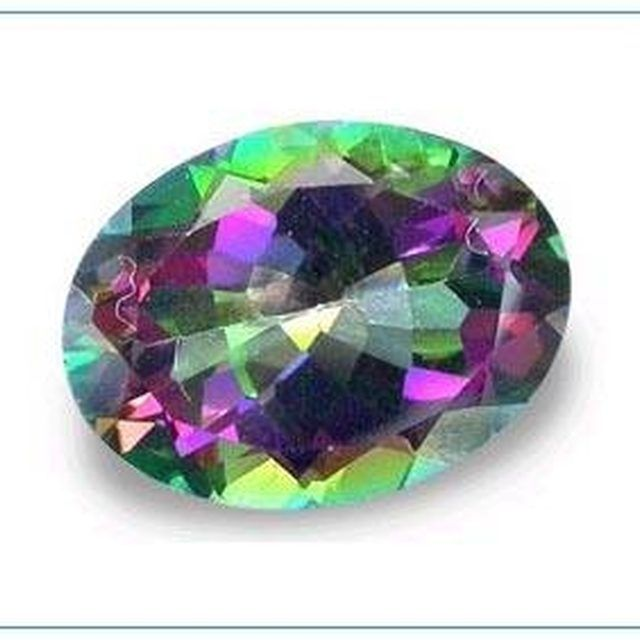 The Healing Properties Of Mystic Fire Topaz Ehow Mystic Fire Topaz Mystic Fire Mystic Topaz