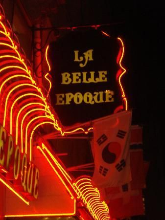 La Belle Epoque, Paris - Restaurant Bilder - TripAdvisor