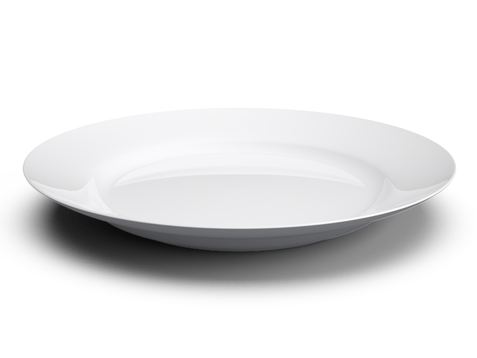 White Basic Plate With Shadow Png Image Purepng Free Transparent Cc0 Png Image Library Plate Png Plates Shadow