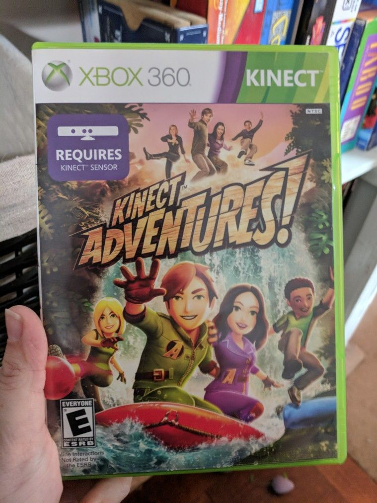 Kinect Adventures Xbox 360 Games I Own Already
