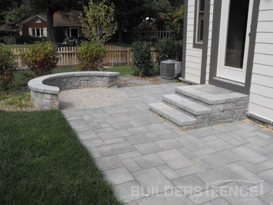 How To Install Stone Steps Outside The Door DRAWING
