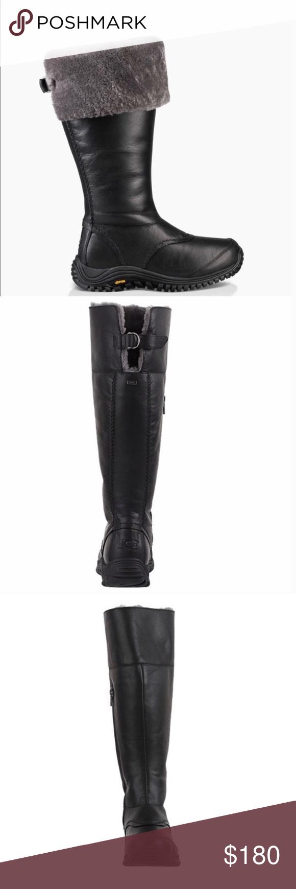 1383dda953f 🆕 Ugg Australia Miko Winter Boot Black 6.5 Ugg Australia Black Miko ...