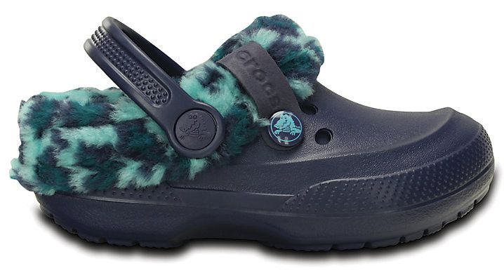 4093bf0aa8c Crocs Blitzen II Animal Clog in Navy/Pool. #crocs #blitzen II ...