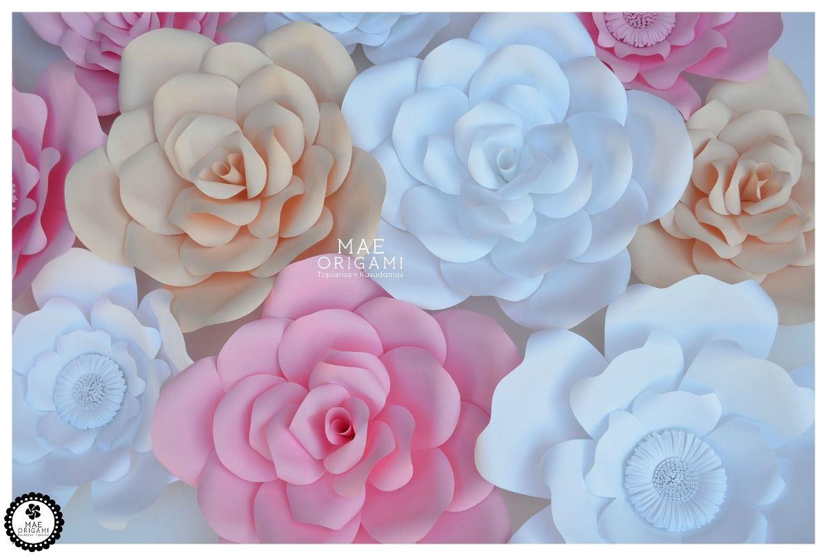 10-flores-gigantes-de-papel-35-y-45-cm-D_NQ_NP_840721-MLA20837072690_072016-F.jpg (1200×807)