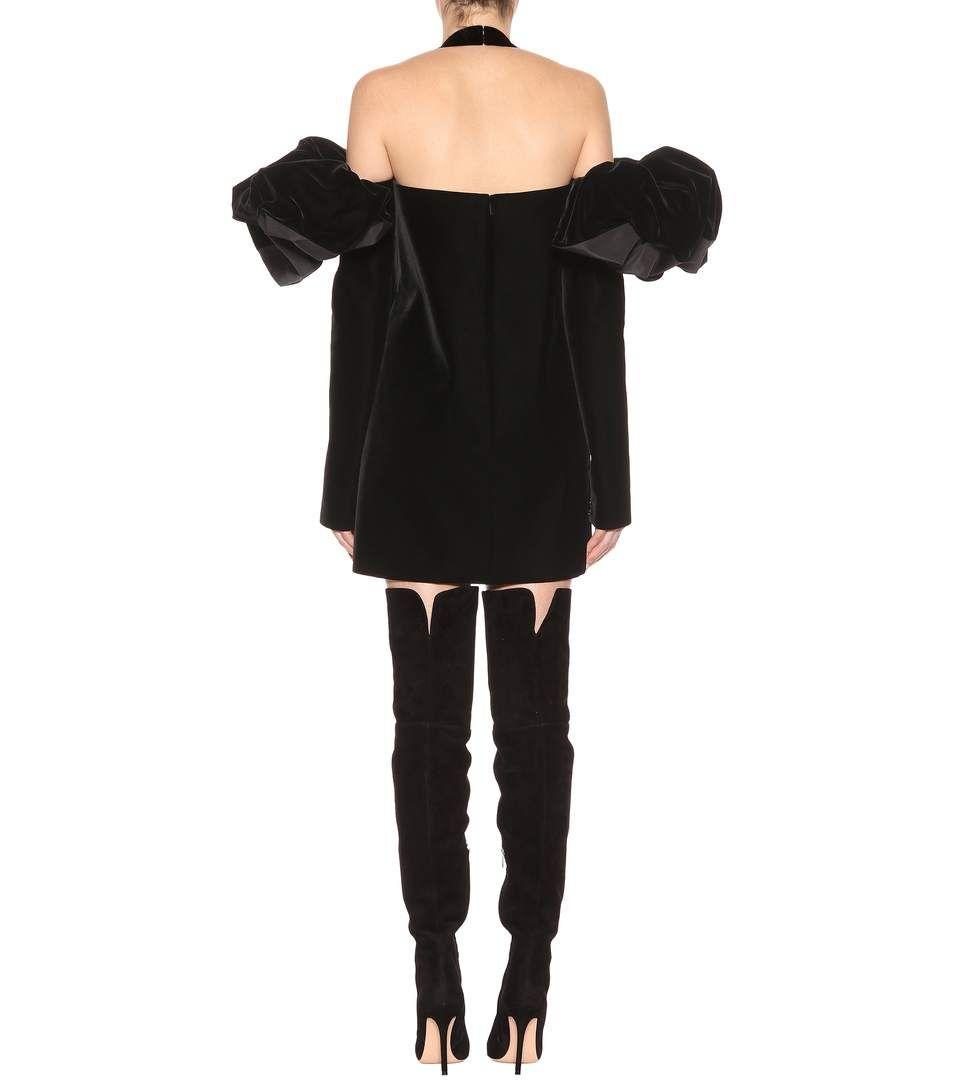 Gabrielleus amazing fantasy closet saint laurentus black velvet