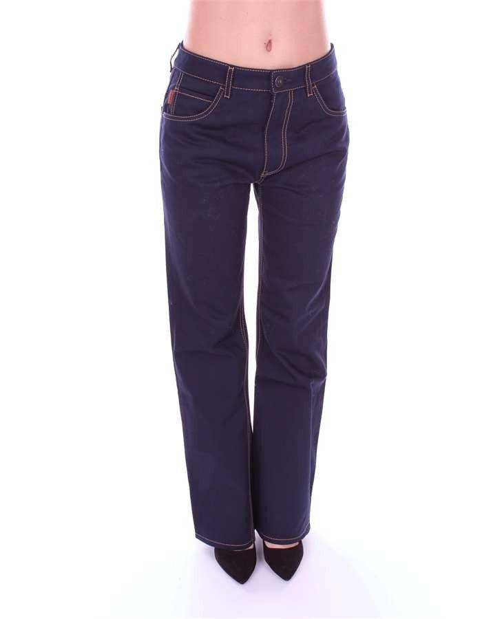 209e148a76 Prada woman's blue jeans | Women's trousers | Jeans, Blue Jeans ...