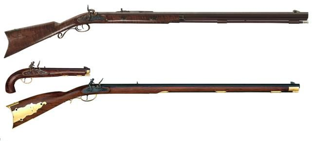 1700s rifles