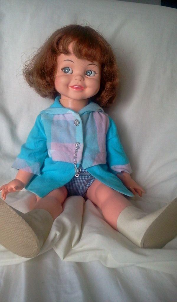 """Guigui"" doll by Estrela"