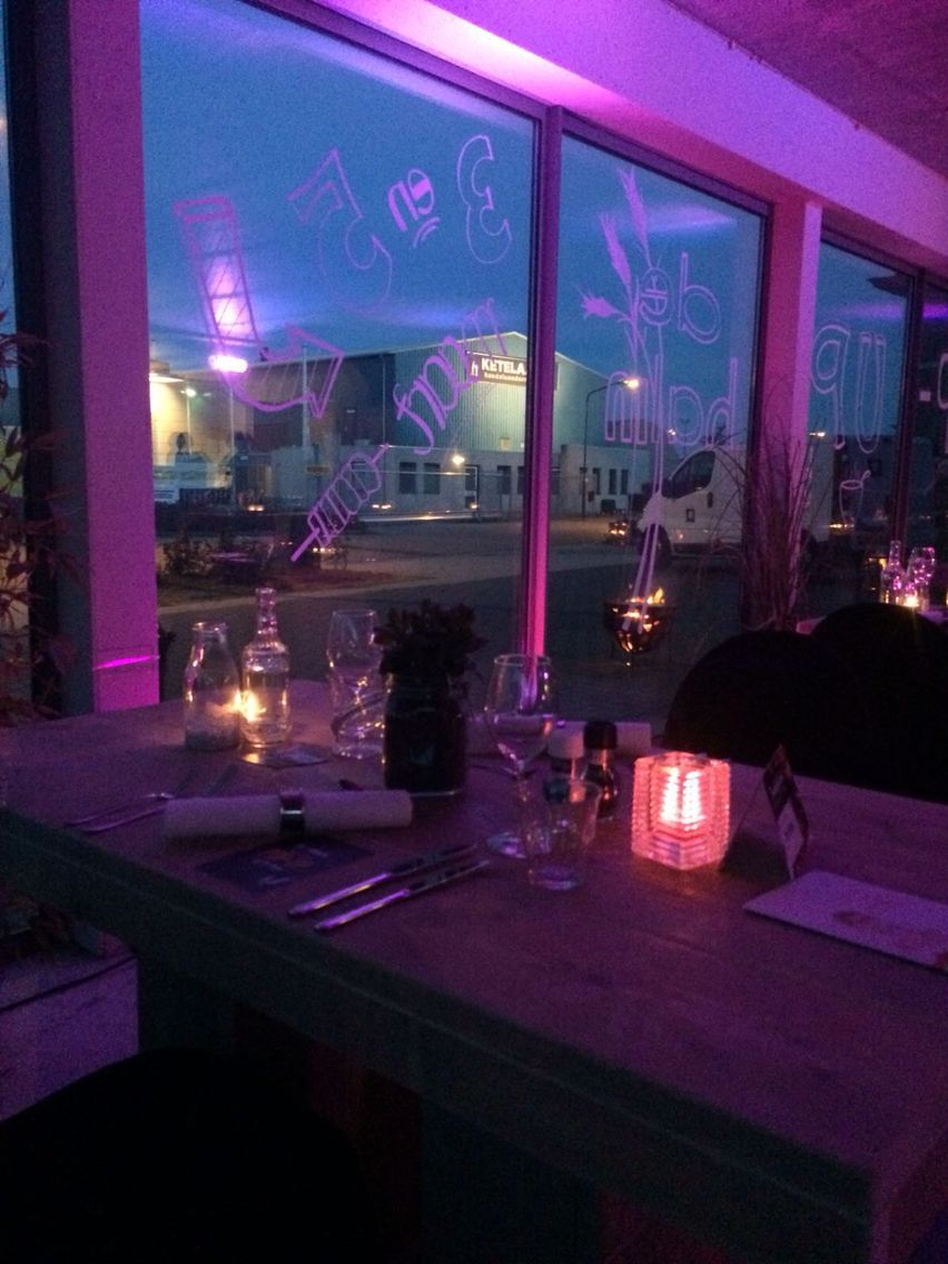 Pop-up Restaurant @ Graanpletterij De Halm