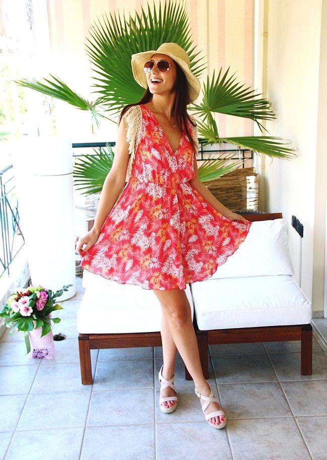 c358092bbf9 My Lynne holiday lookbook  Flirty Day outfits