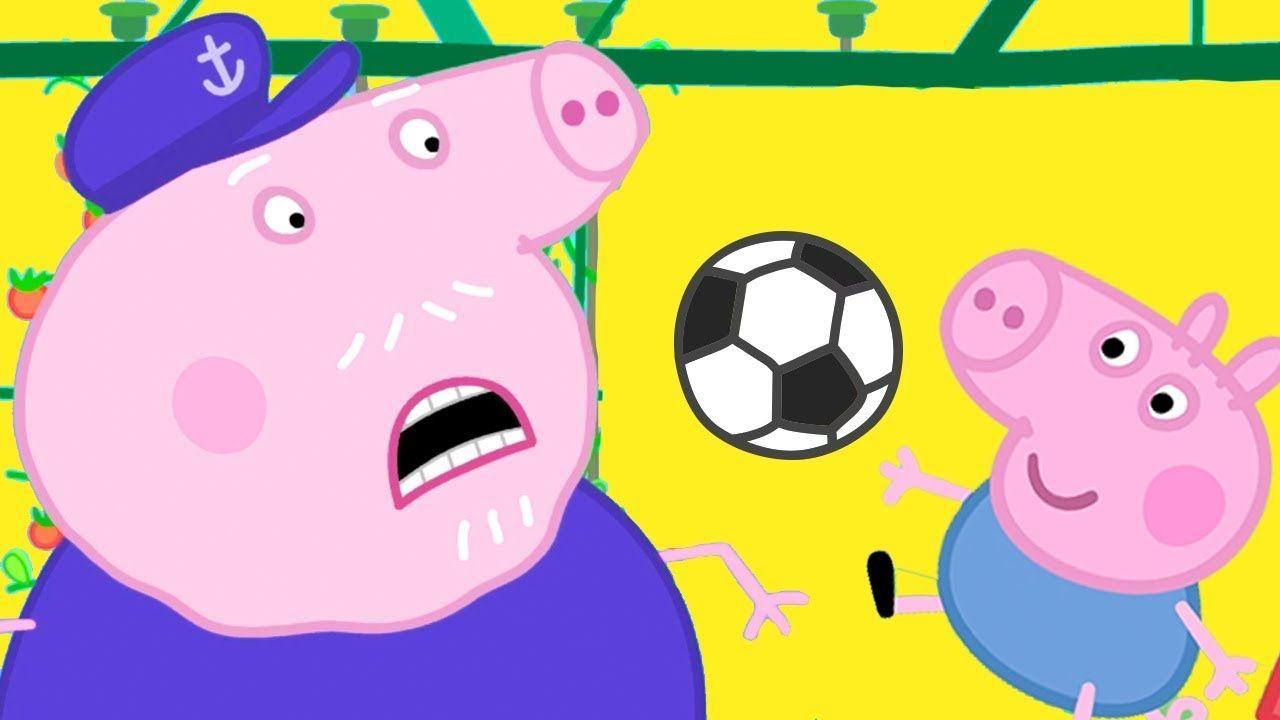 Peppa Pig English Episodes Peppa Pig 039 S 2019 Fifa Women 039 S World Cup Special Pep Peppa Pig Memes Peppa Pig Pig Memes