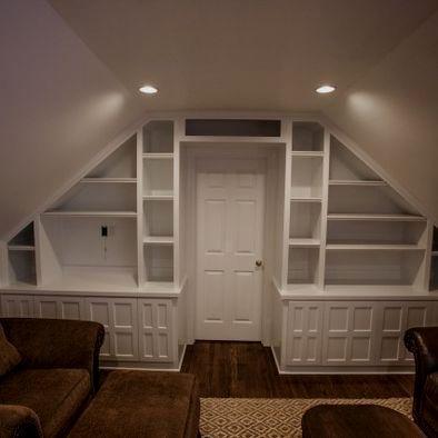 attic room ideas slanted walls, bedrooms, small attic room ideas