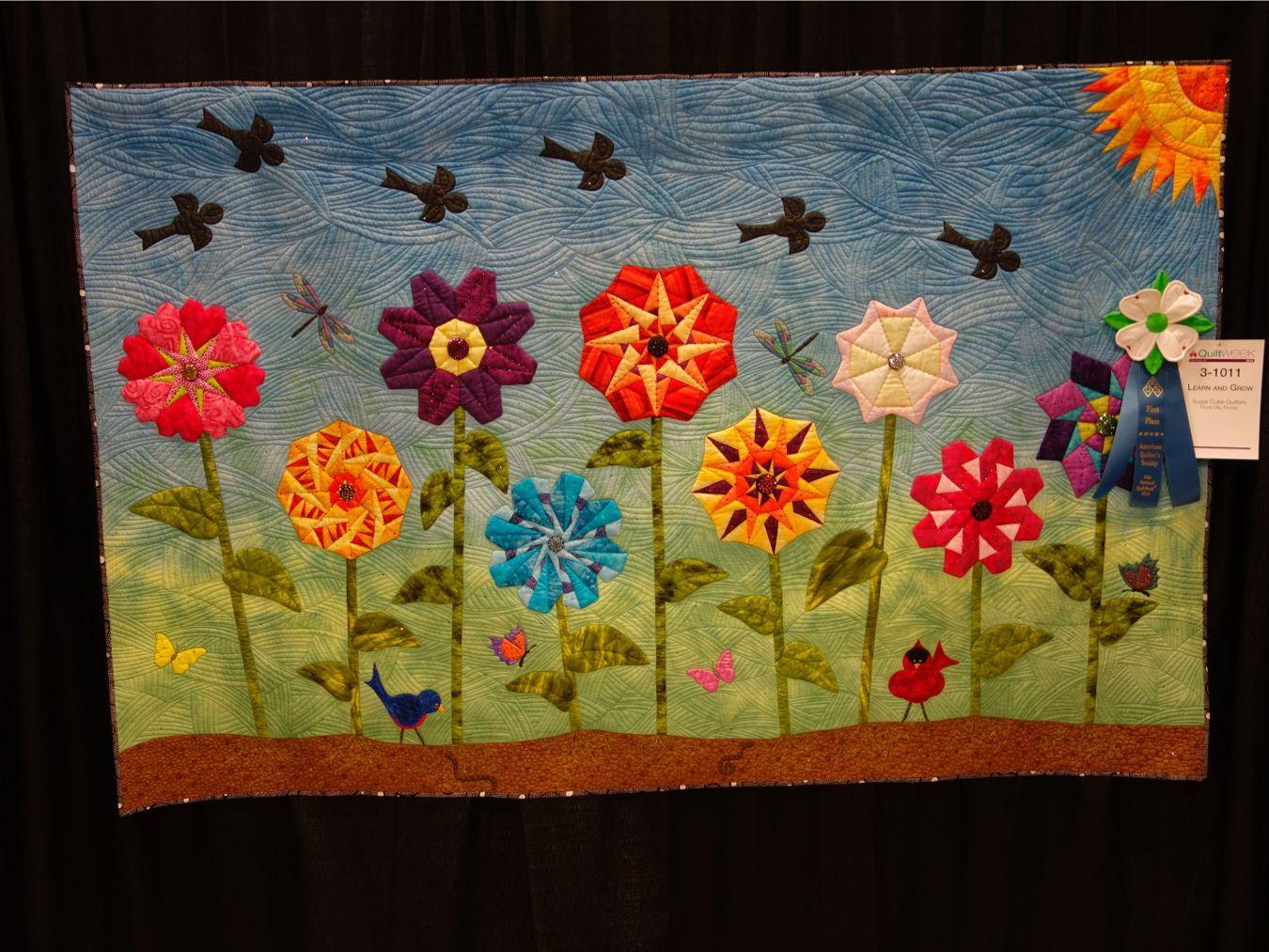 The quilt show - Paducah | Free Motion 2 | Pinterest : quilt show chicago - Adamdwight.com