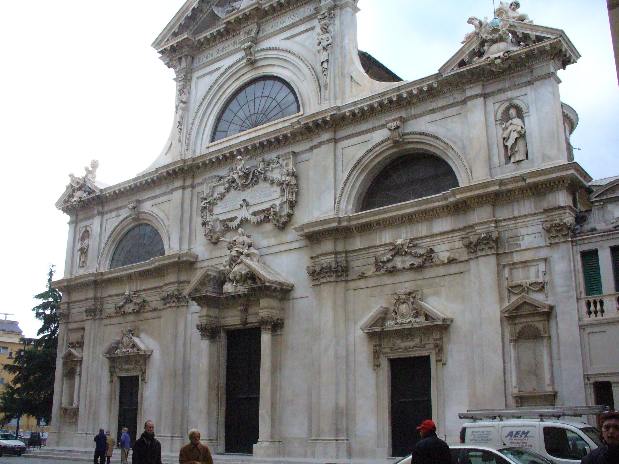 Savona cattedrale