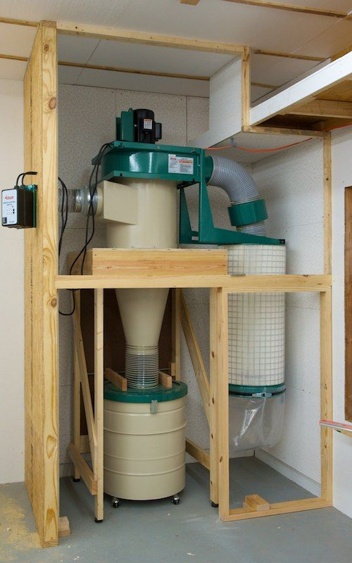 Dust collection system | Dust collection system, Dust ...
