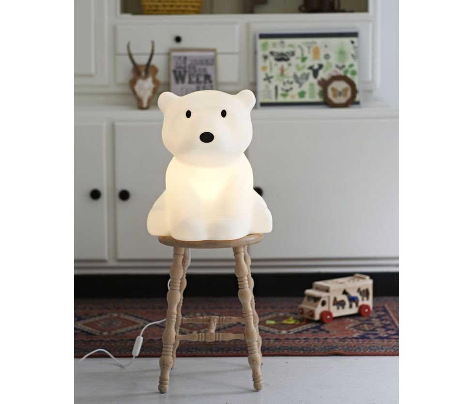 Decoration Chambre Ours Polaire Lampe Ours Polaire Les Esthètes Home Kids Room Accessories