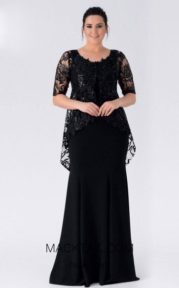 Alchera Y8346 Evening Dress