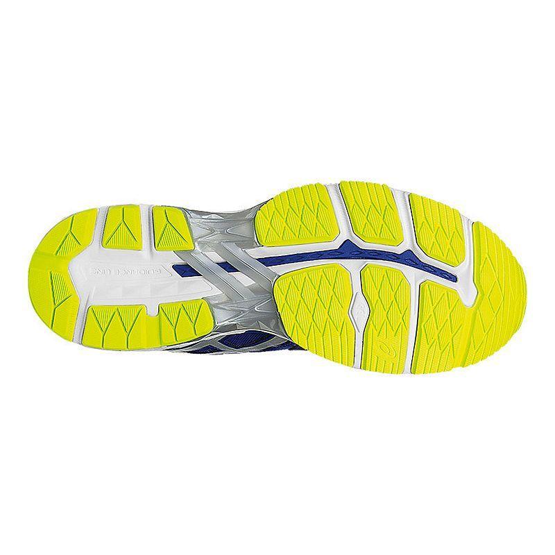 ASICS Men's GT 2000 4 Running Shoes BlueLime Green in