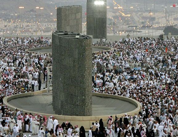 an analysis of the rituals performed during the muslim pilgrimage to mecca The hajj--the pilgrimage to mecca--is essentially a series of rites performed in and near mecca, the  during the pilgrimage as an  rituals of the hajj.