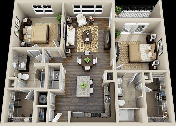 Pin de Aldii Iwanciw en HOUSE Pinterest Diseños de casa, Planos