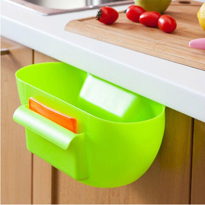Kitchen Trash Can Green Storage Baskets Sale, Price